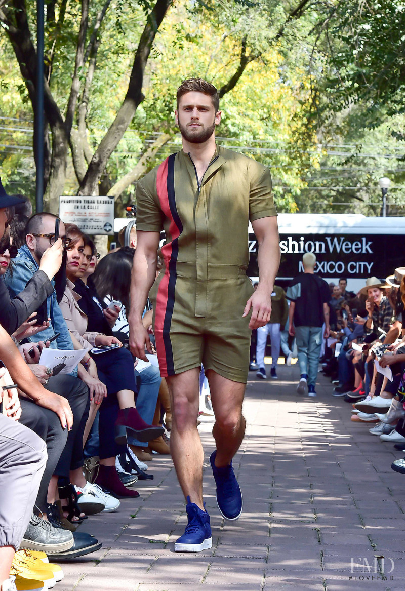 The Pack fashion show for Spring/Summer 2018