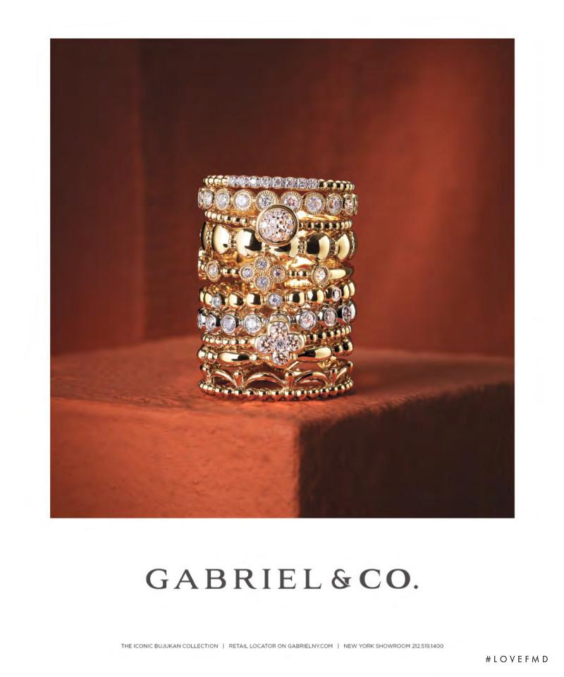 Gabriel & Co. advertisement for Spring/Summer 2020