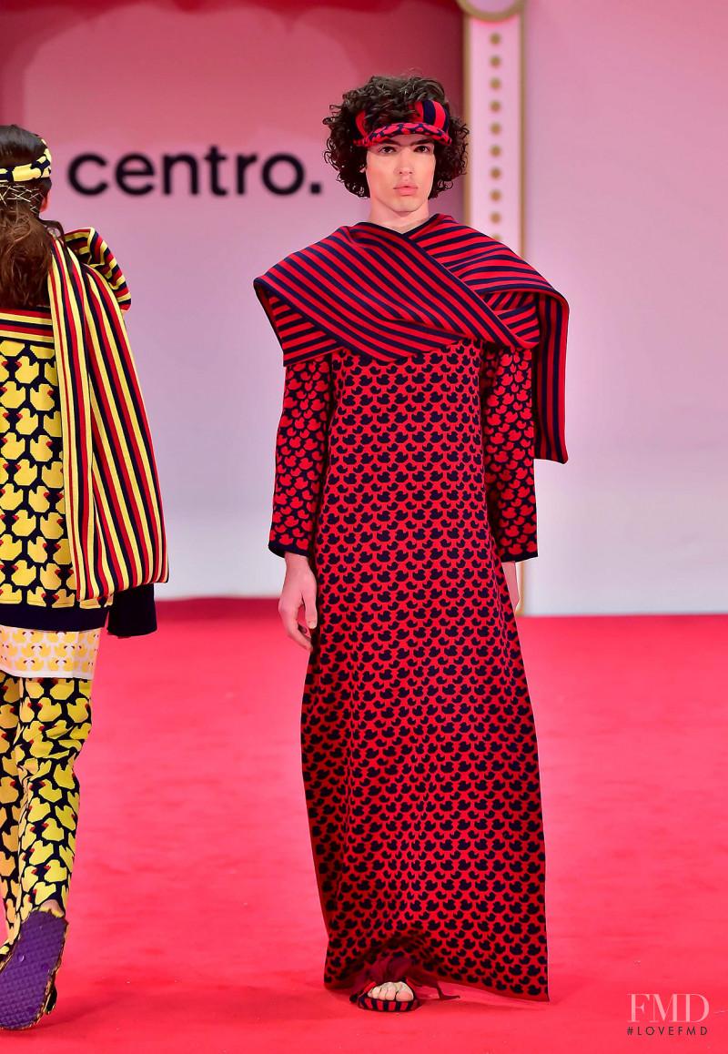 Centro. fashion show for Autumn/Winter 2017