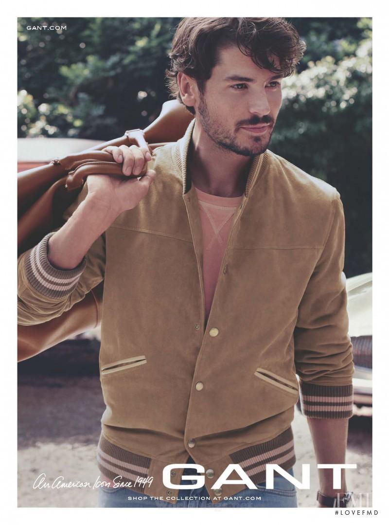 Gant advertisement for Spring/Summer 2014