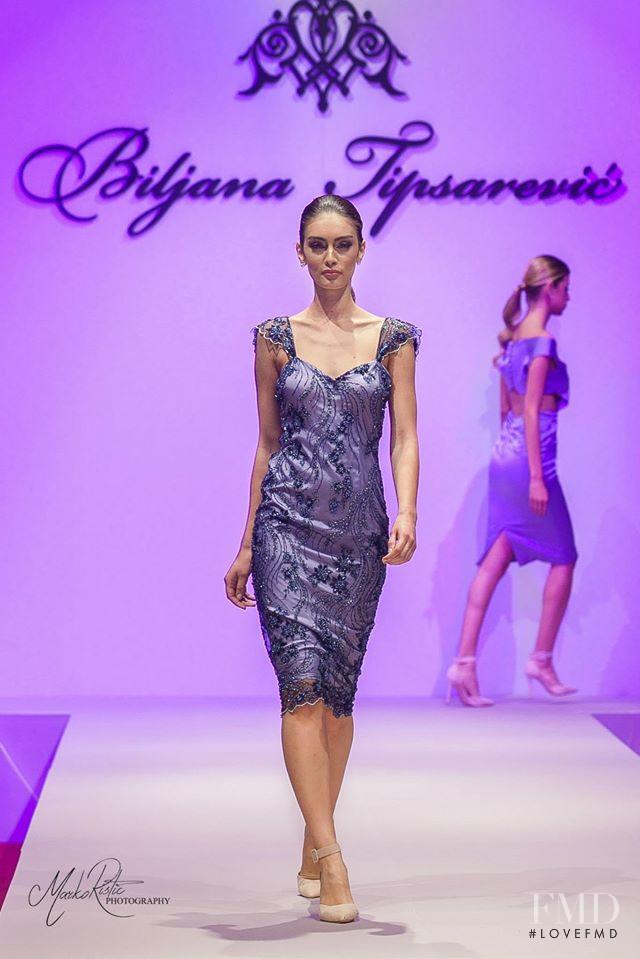 Biljana Tipsarevic La Storia Di Una Donna fashion show for Cruise 2014