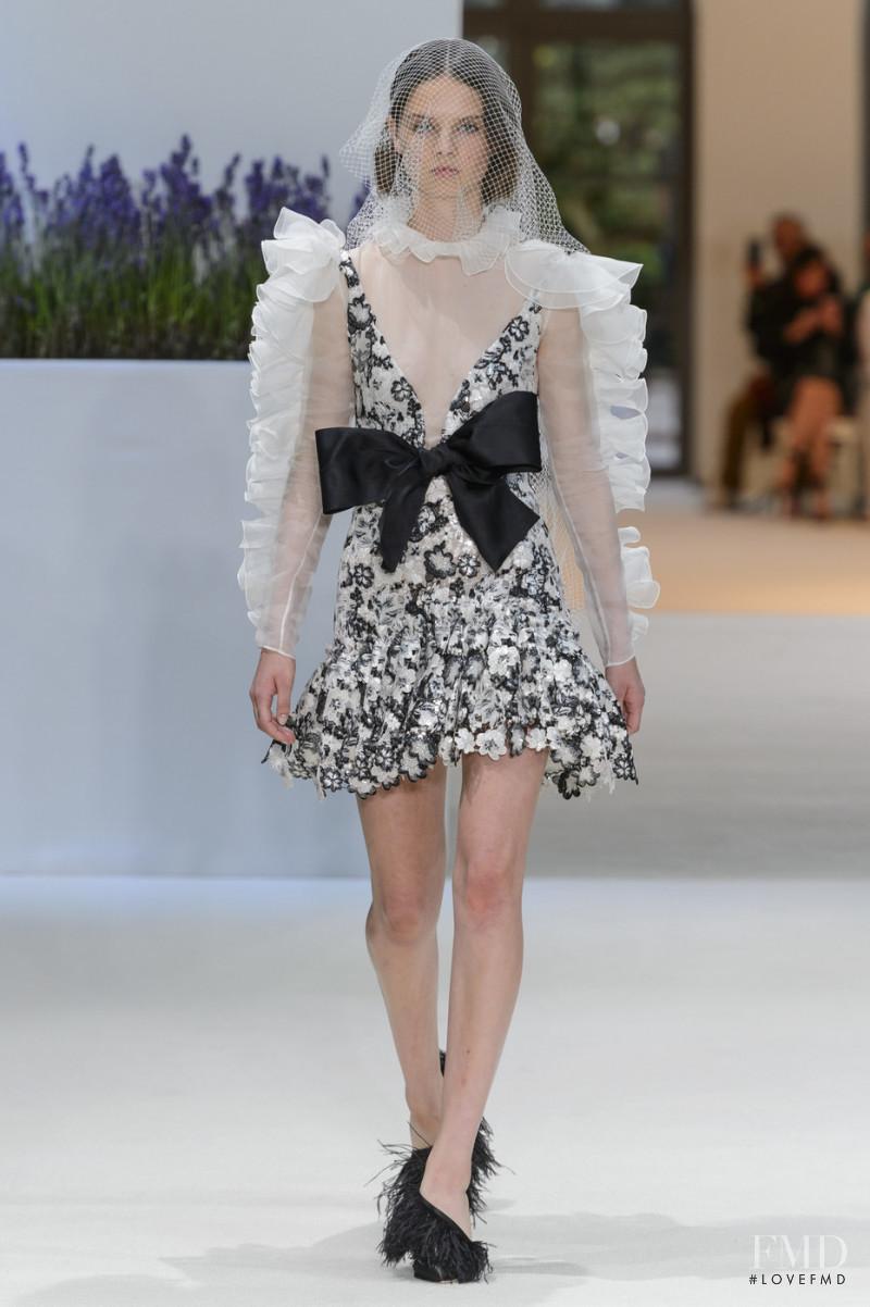 Giambattista Valli Haute Couture fashion show for Autumn/Winter 2018