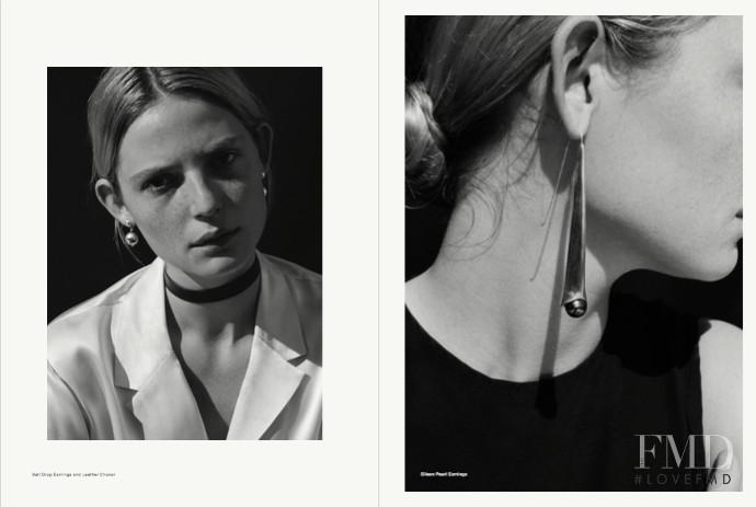 Sophie Buhai lookbook for Autumn/Winter 2016