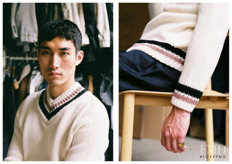 A Kind Of Guise Studio Looks lookbook for Spring/Summer 2017