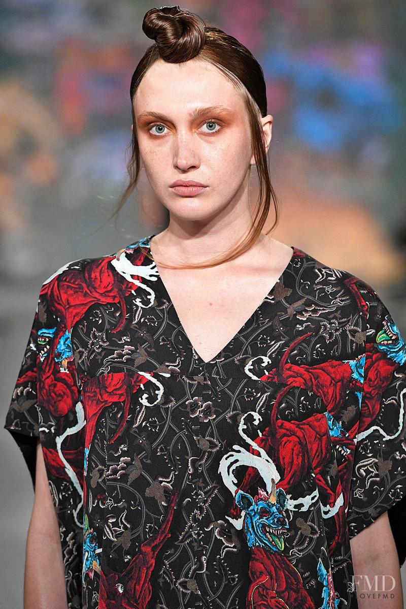 Edward Crutchley fashion show for Spring/Summer 2019