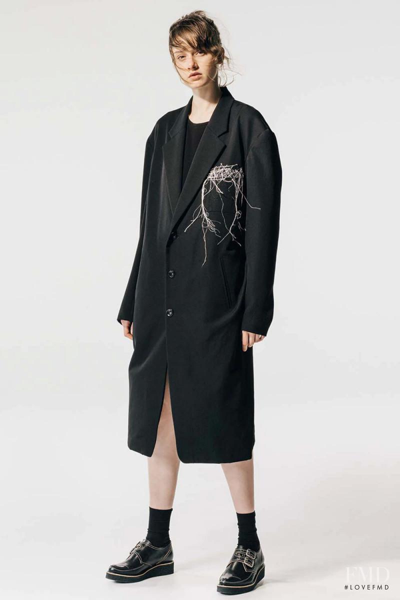 Y\'s by Yohji Yamamoto lookbook for Spring/Summer 2020