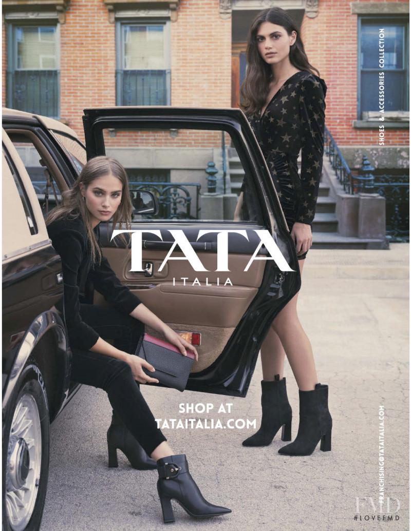 Tata Italia advertisement for Autumn/Winter 2020
