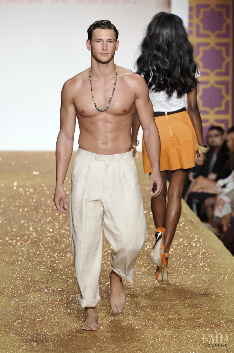 Baby Phat fashion show for Spring/Summer 2010