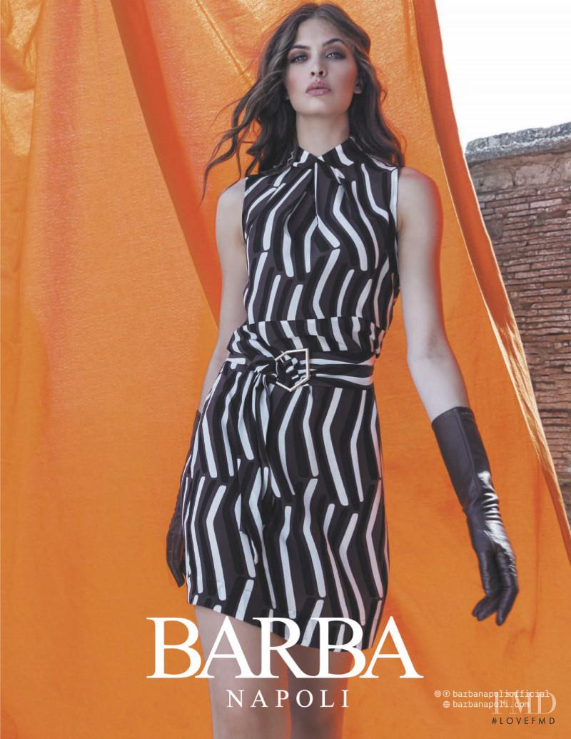 Barba Napoli advertisement for Autumn/Winter 2020