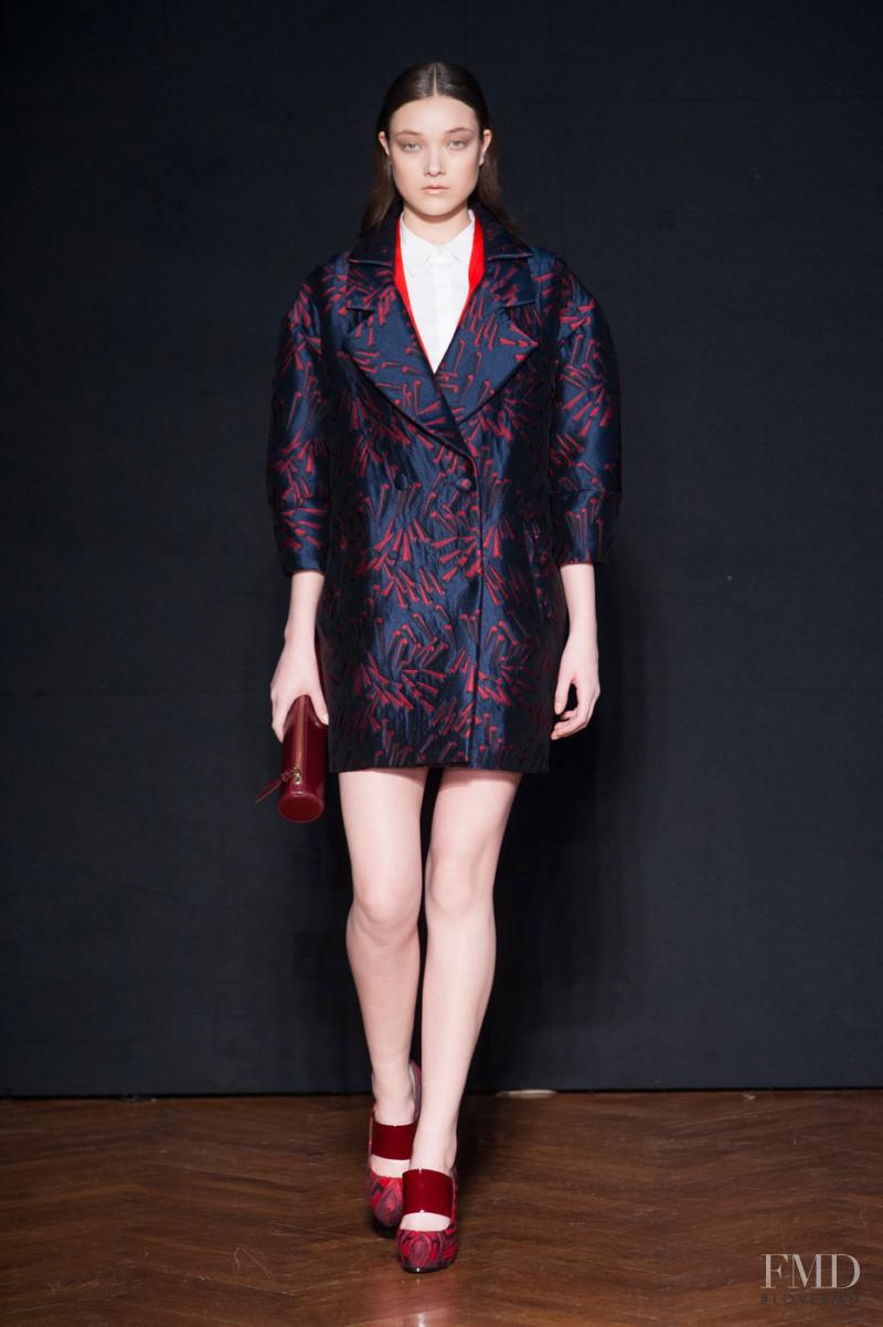Frankie Morello fashion show for Autumn/Winter 2013