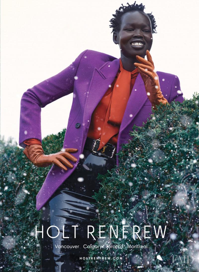 Holt Renfrew advertisement for Christmas 2020