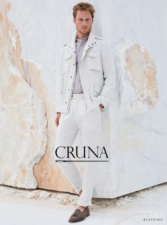Cruna advertisement for Spring/Summer 2021