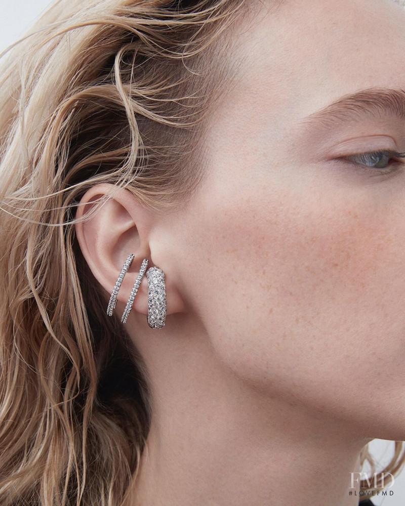 Zlata Semenko featured in  the Only Natural Diamonds Only Natural Diamonds Fall 21 Campaign featuring Zlata Semenko advertisement for Fall 2021