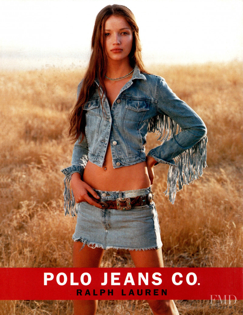 Polo Jeans Co. advertisement for Spring/Summer 2000