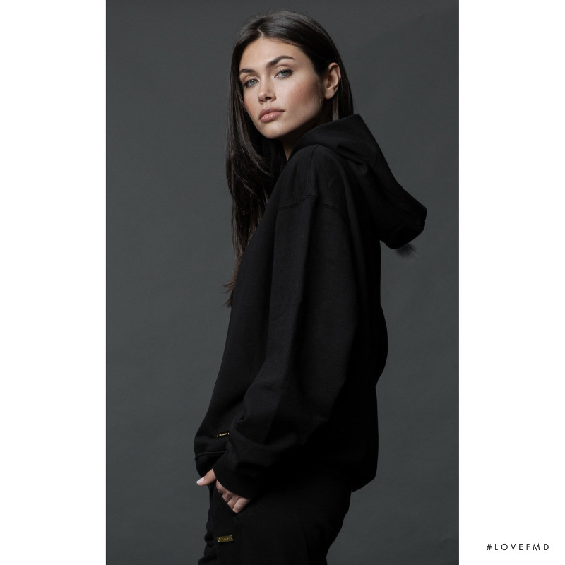 Victoria Bronova featured in  the Talentless lookbook for Spring/Summer 2021