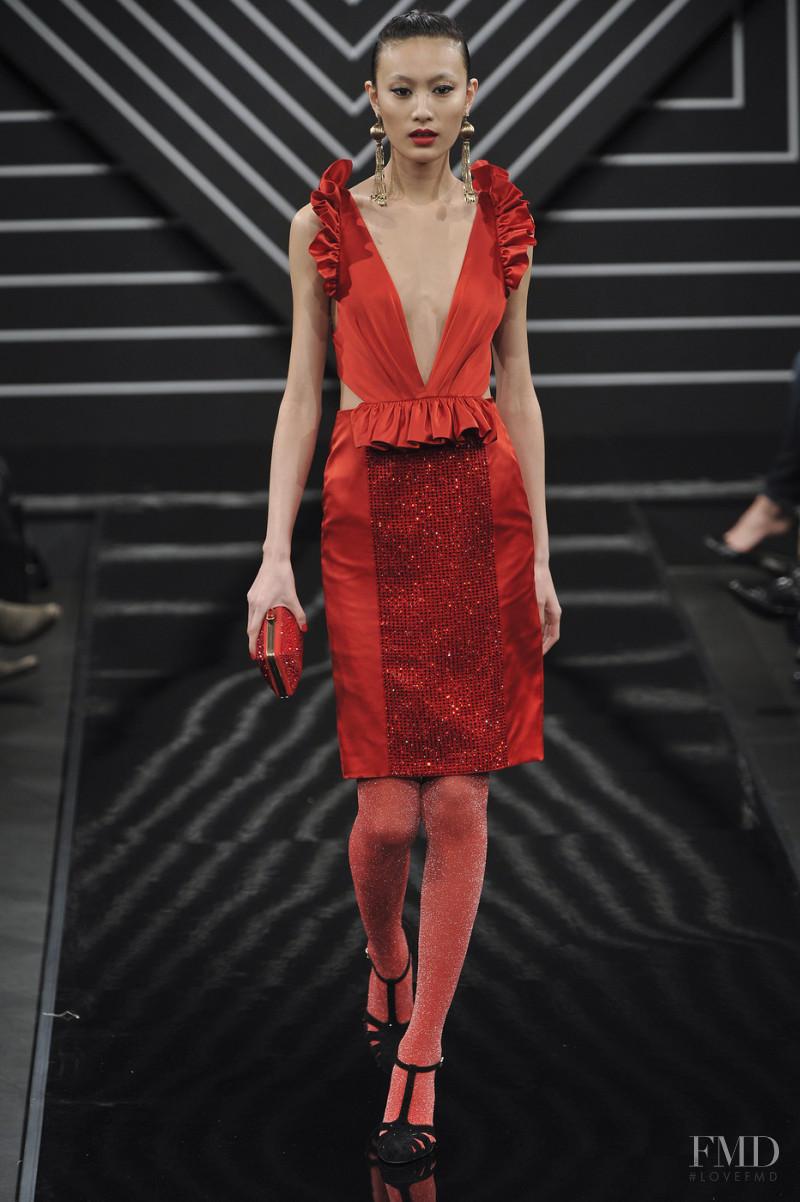 Jenny Packham fashion show for Autumn/Winter 2010