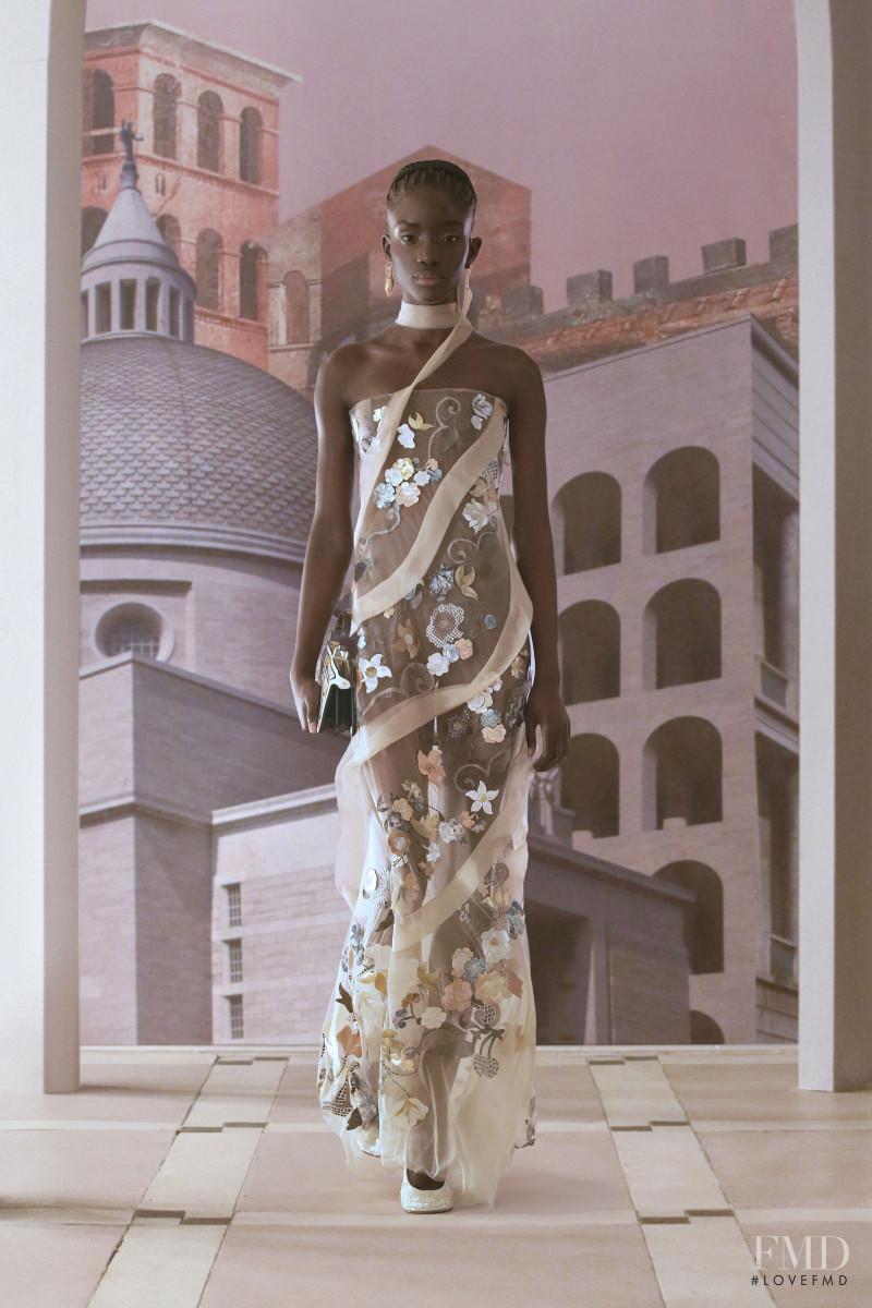 Fendi Couture fashion show for Autumn/Winter 2021