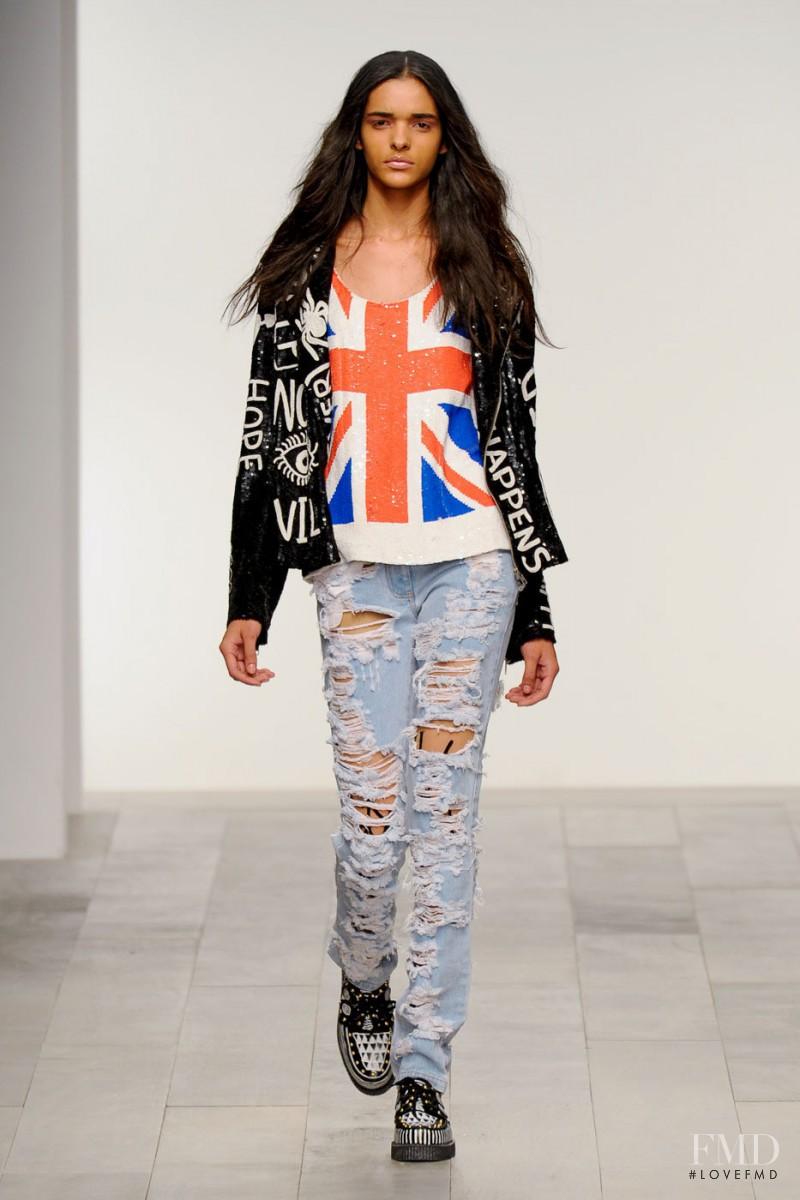 Ashish fashion show for Autumn/Winter 2011