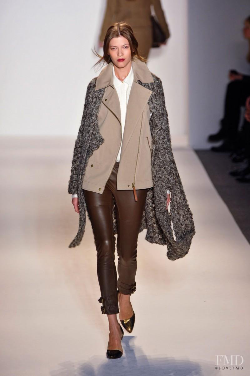 Rachel Zoe fashion show for Autumn/Winter 2013