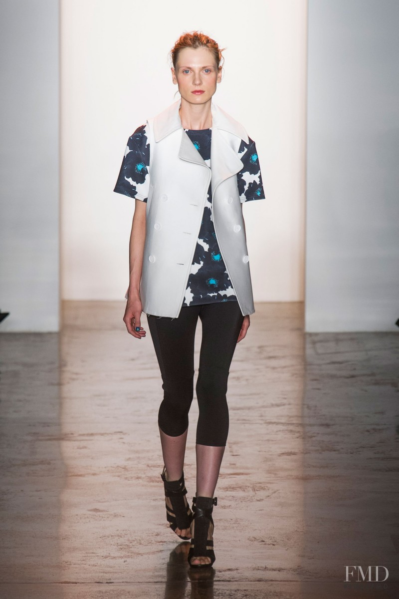 Peter Som fashion show for Spring/Summer 2014