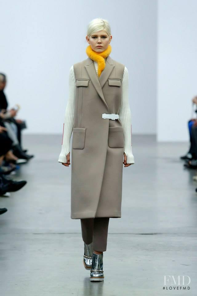 Iceberg fashion show for Autumn/Winter 2014
