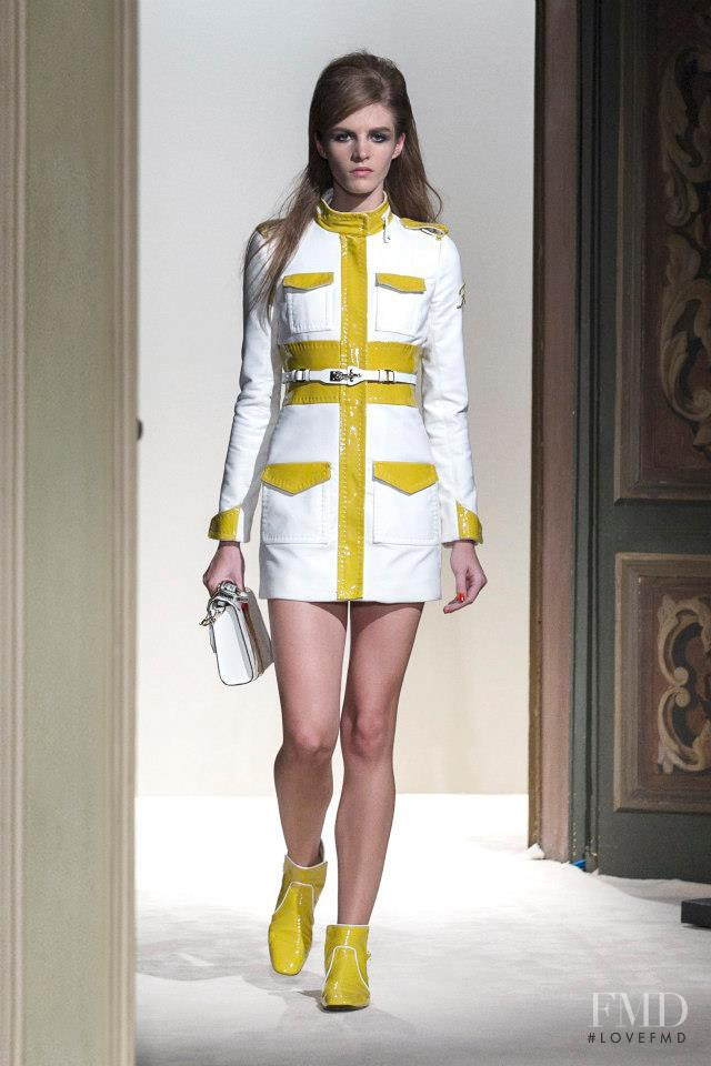 Fay fashion show for Spring/Summer 2013