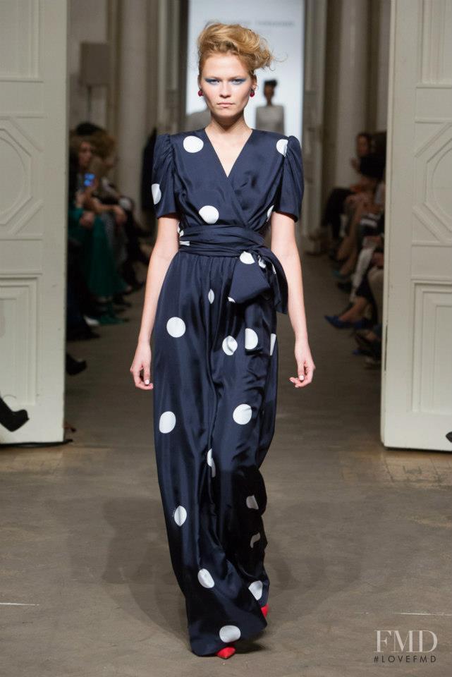 Alexander Terekhov fashion show for Spring/Summer 2013