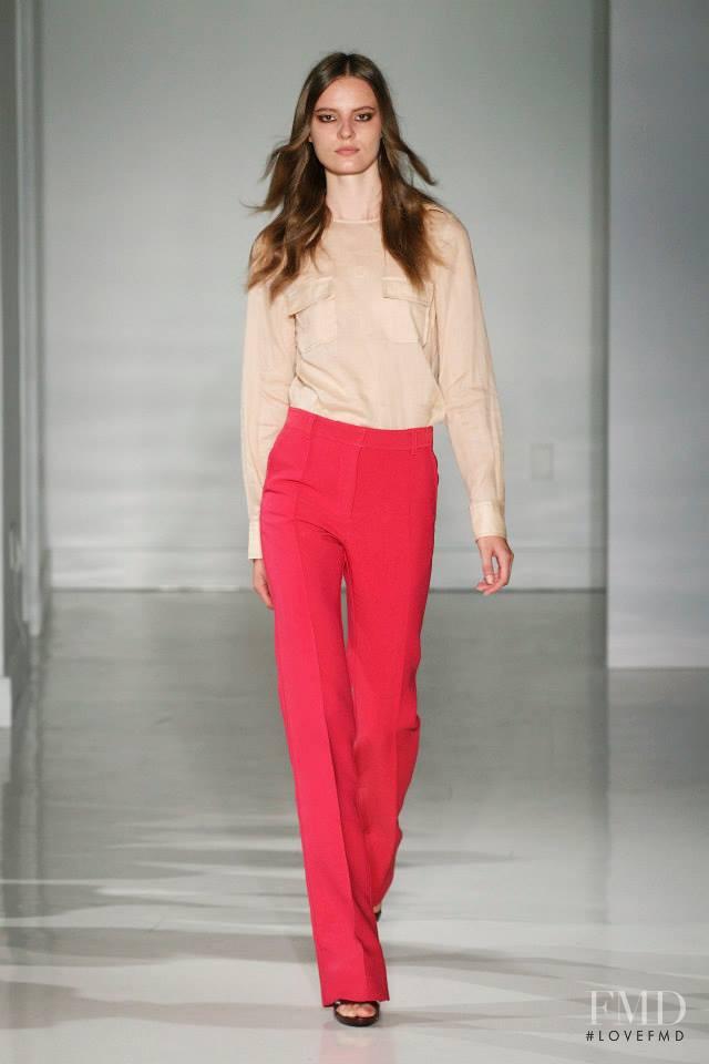Jill Stuart fashion show for Spring/Summer 2015