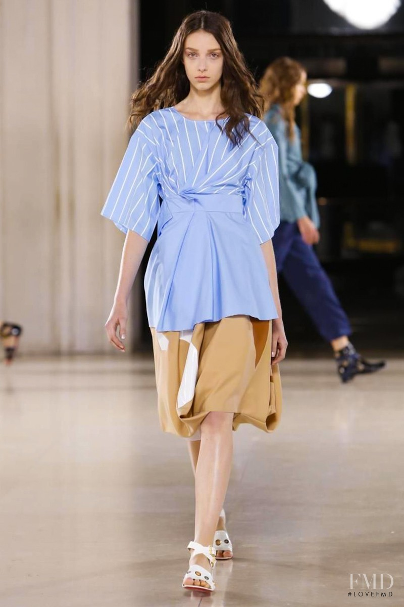 Jonathan Saunders fashion show for Spring/Summer 2015