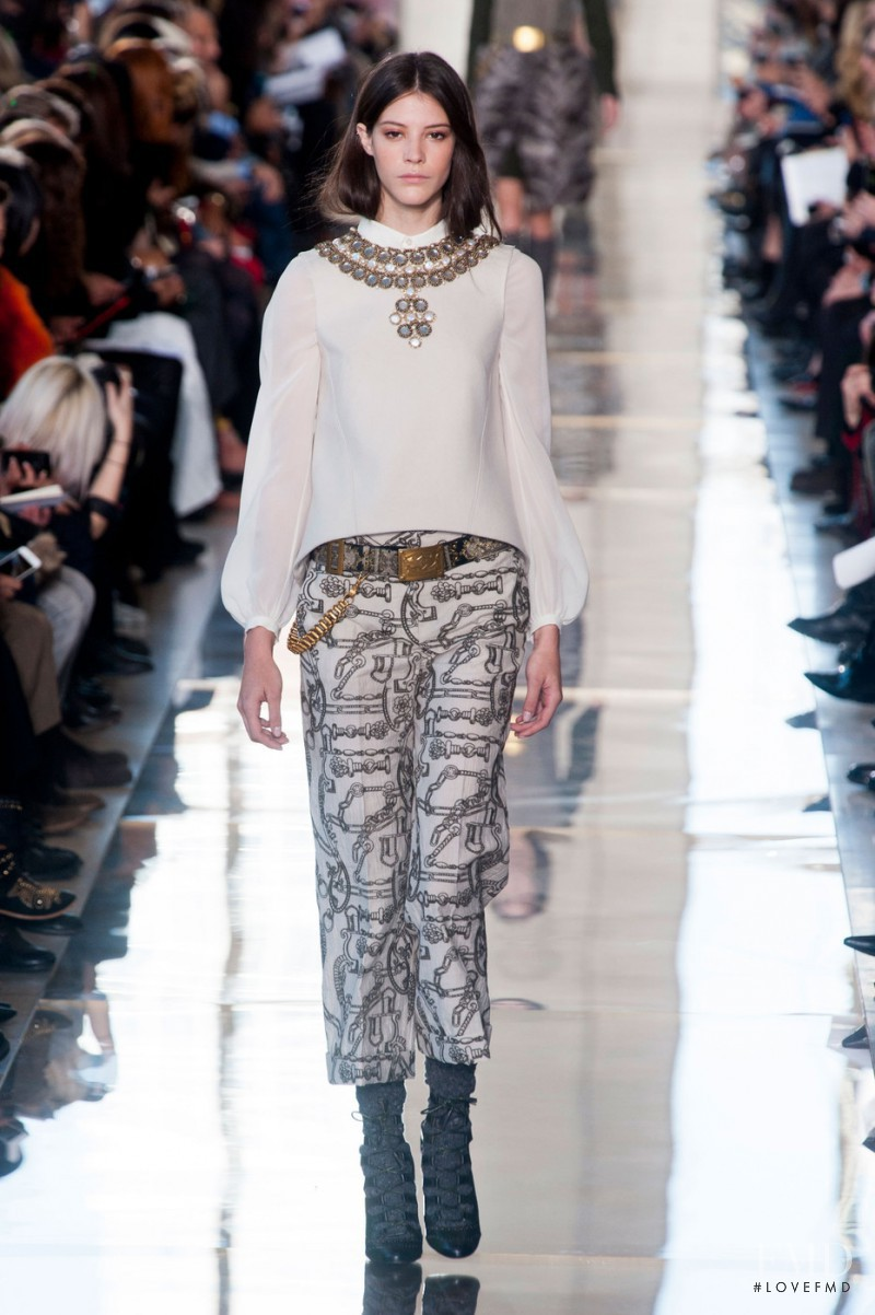 Tory Burch fashion show for Autumn/Winter 2014