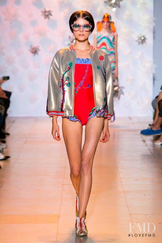 Tsumori Chisato fashion show for Spring/Summer 2015