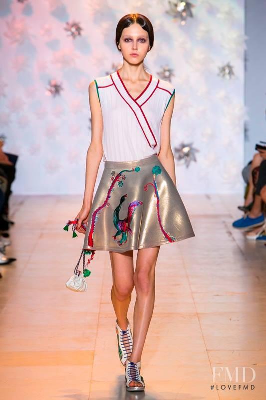 Tsumori Chisato fashion show for Spring/Summer 2015