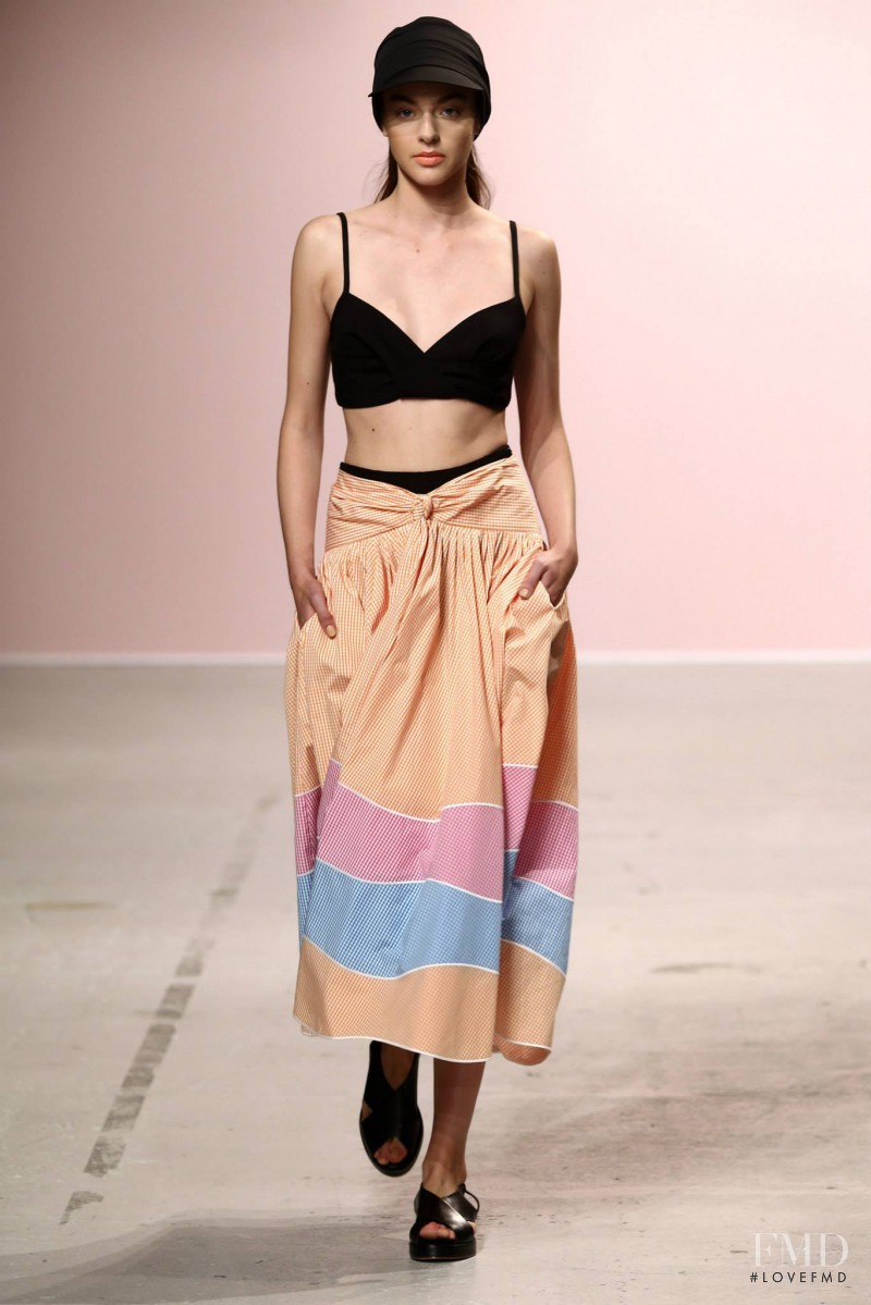 Pascal Millet fashion show for Spring/Summer 2015