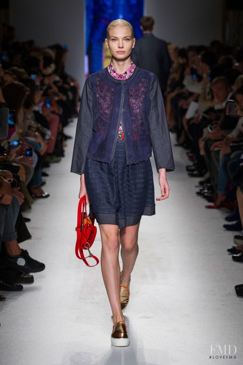 Massimo Rebecchi fashion show for Spring/Summer 2015