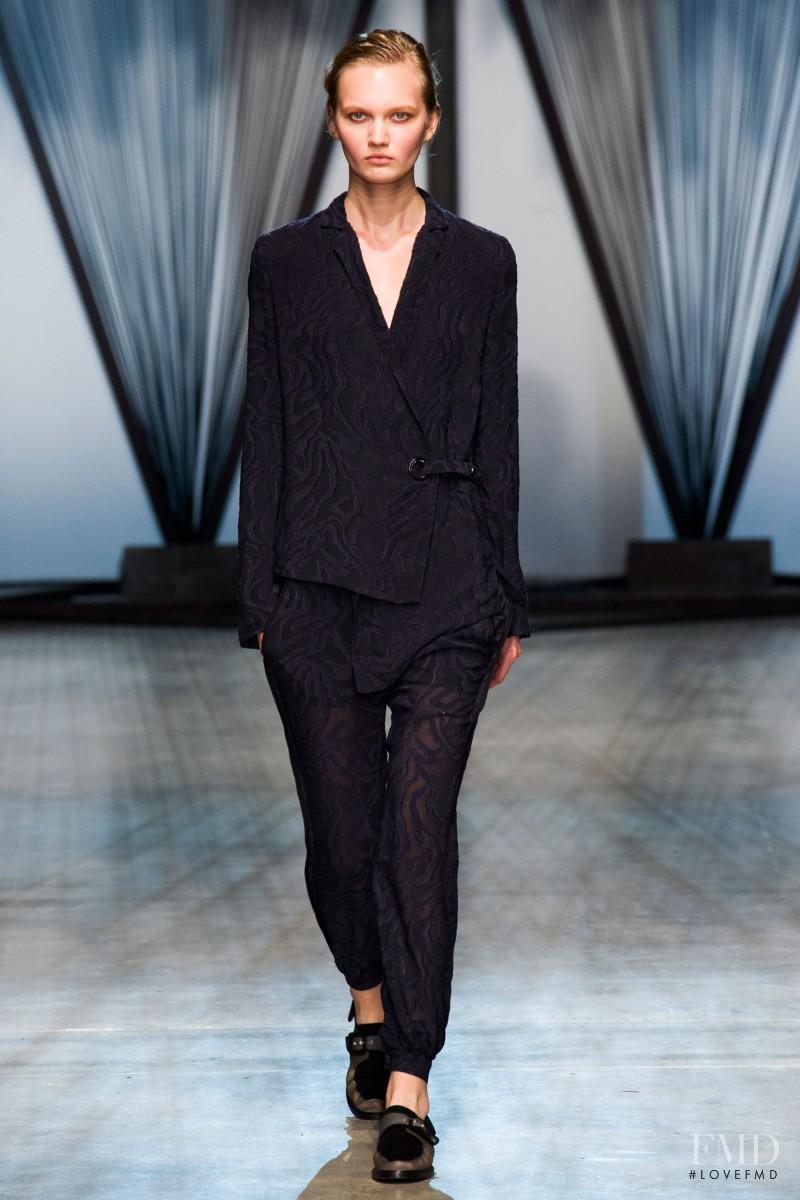 Damir Doma fashion show for Spring/Summer 2015