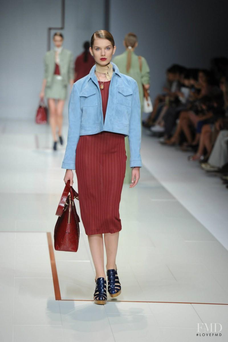 Trussardi fashion show for Spring/Summer 2015