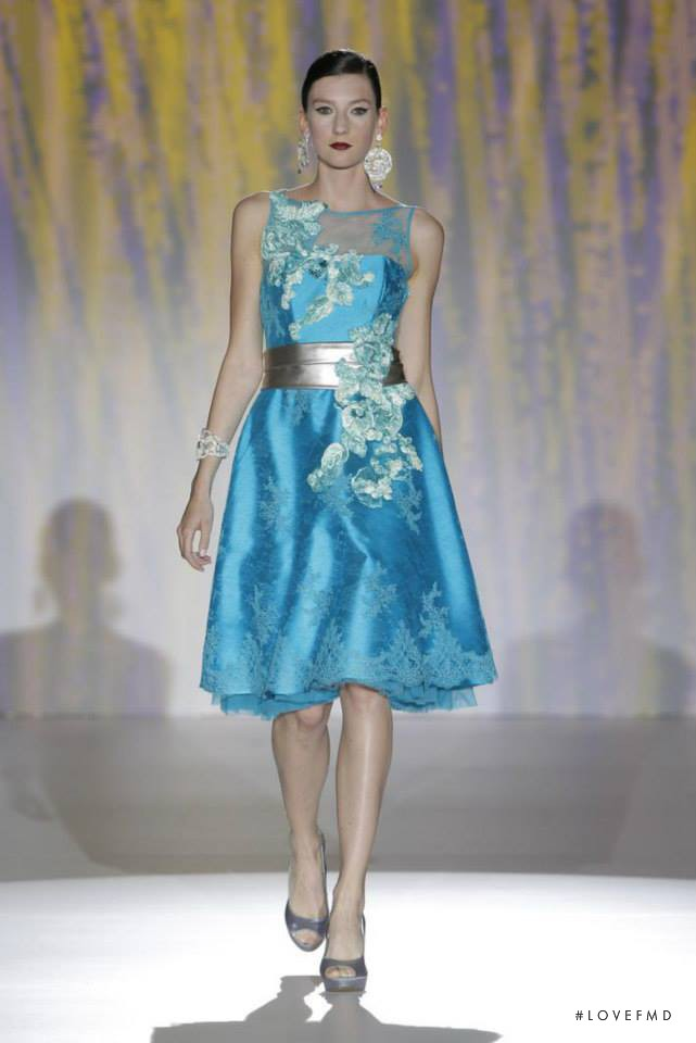 Patricia Avendaño fashion show for Spring/Summer 2016