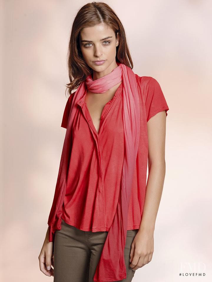 Fernanda Prada featured in  the Albamoda (RETAILER) catalogue for Spring 2010