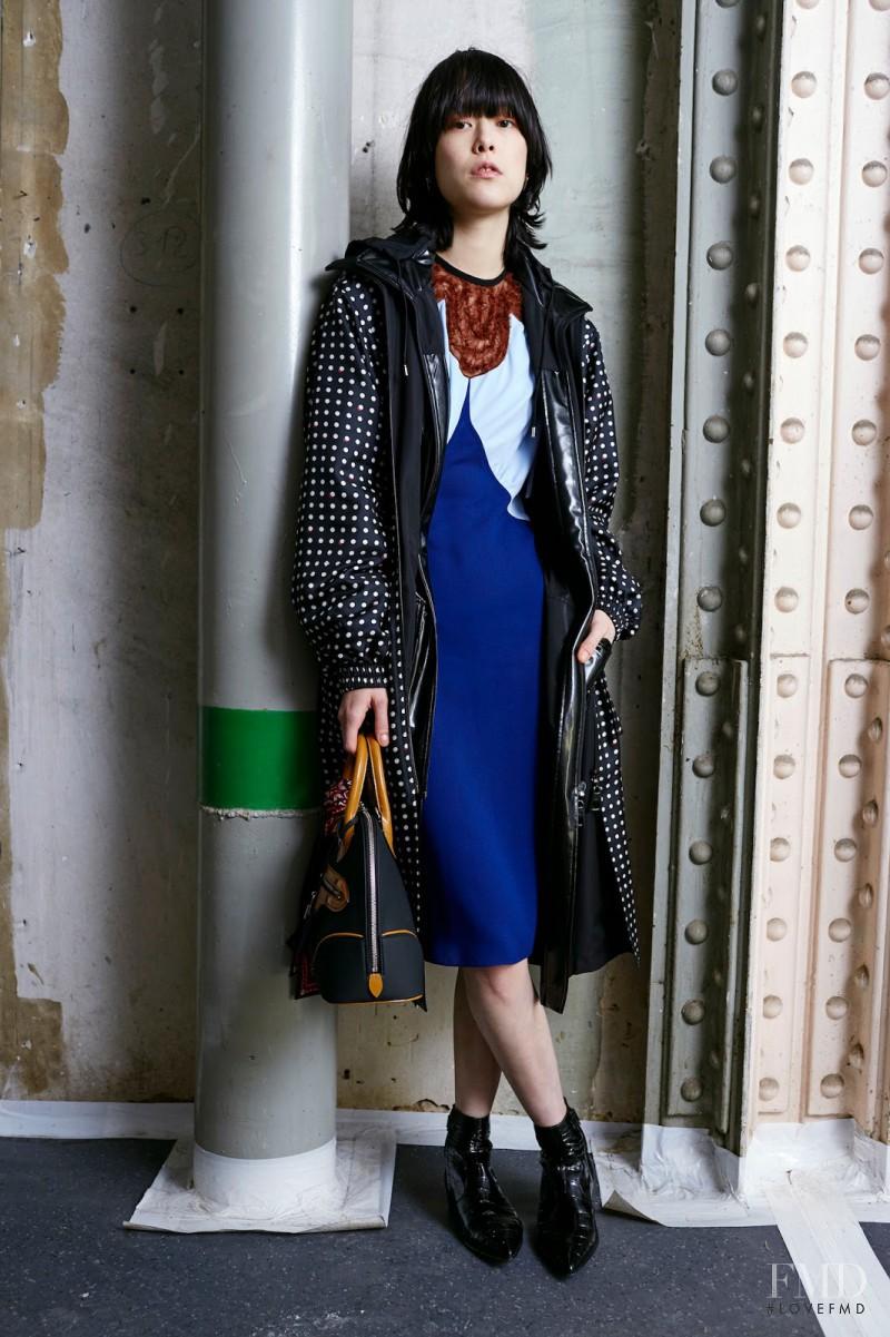 Louis Vuitton fashion show for Pre-Fall 2015