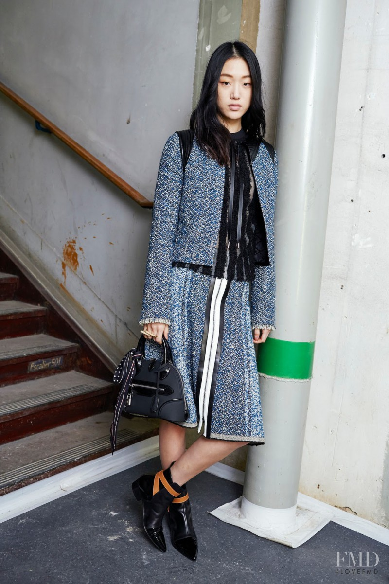 Louis Vuitton fashion show for Pre-Fall 2015
